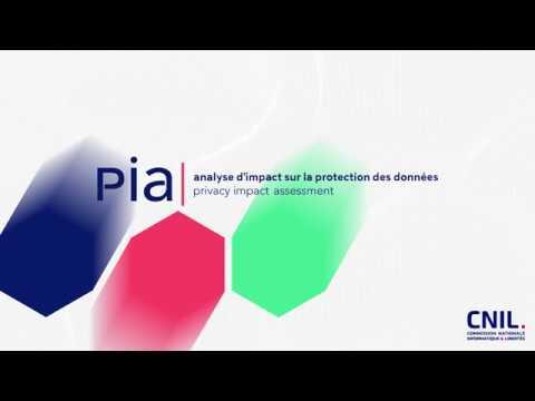 Mises en conformité RGPD - PIA logiciel de la CNIL